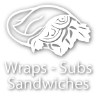 Wraps, Subs & Sandwiches